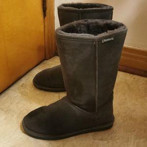 Bearpaw Emma tall boots size 9